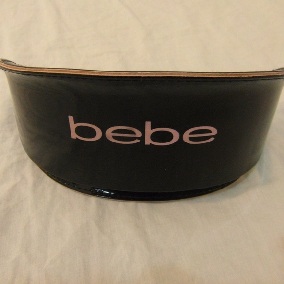 bebe Accessories - Bebe Tortoise Shell Bejeweled Arms Glasses 00080